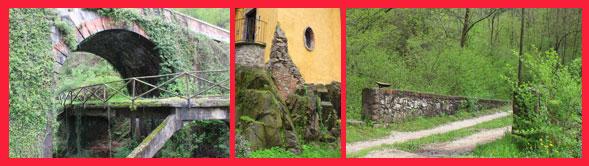 Aspetti della località Mulino Jannetti.
