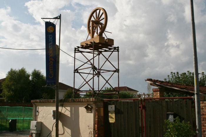 Ecomuseo  lavorazione canapa
