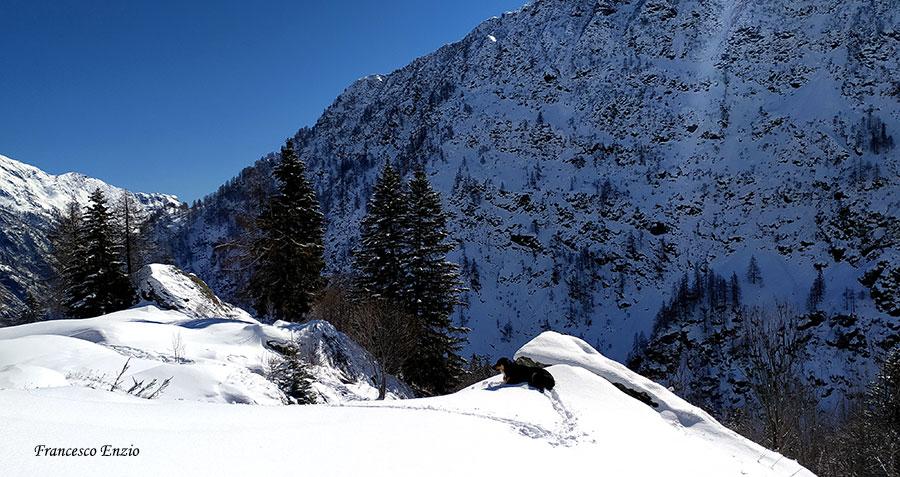 Primo giorno di primavera, Val d'Otro